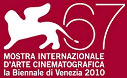 logo mostra cinema venezia 2010