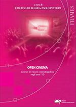 Copertina Open Cinema