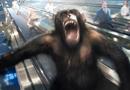 alba pianeta scimmie