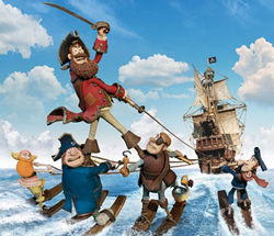 pirati briganti da strapazzo