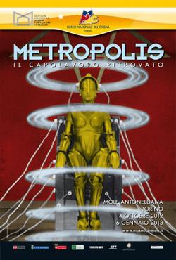 metropolis il capolavoro ritrovato